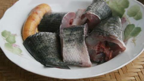 Nhà hàng có món cá kho ngon