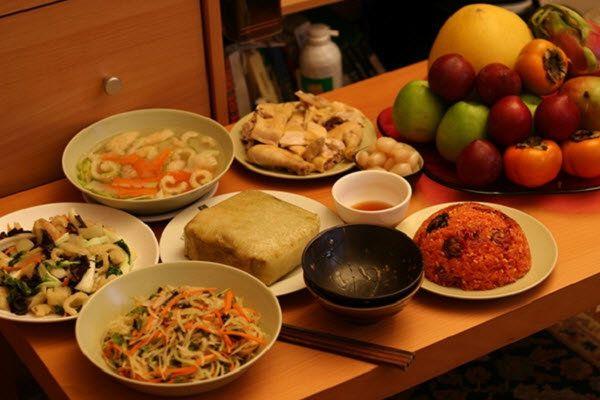 Thực đơn các món ngon ngày Tết miền Bắc