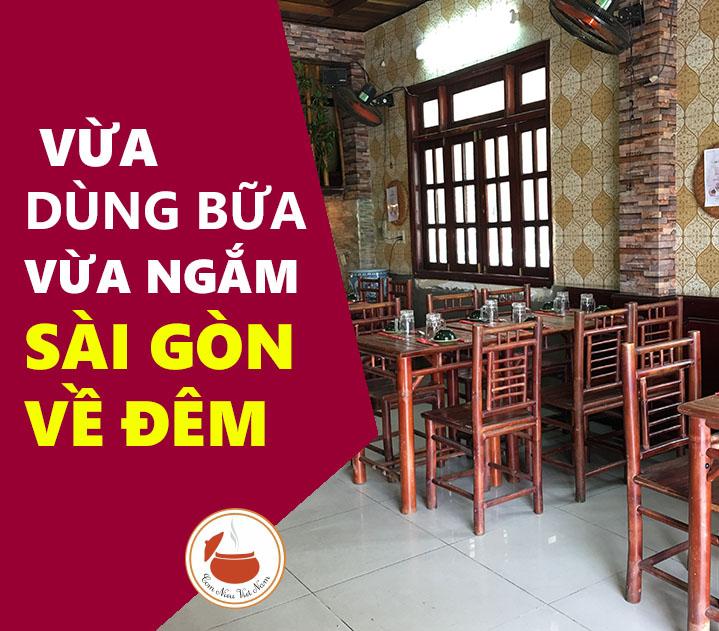 Nhà hàng món ăn Việt ngon