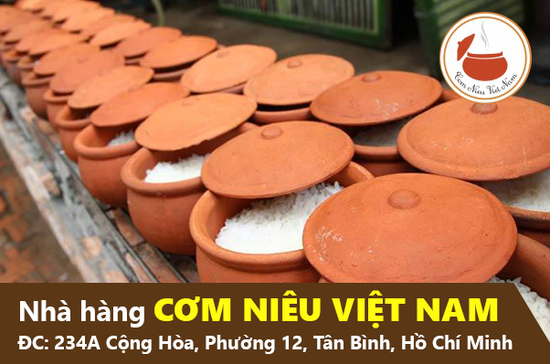 quán ăn ở gần sân bay Tân Sơn Nhất