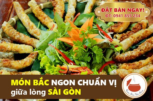 Nhà hàng khu vực quận Tân Bình