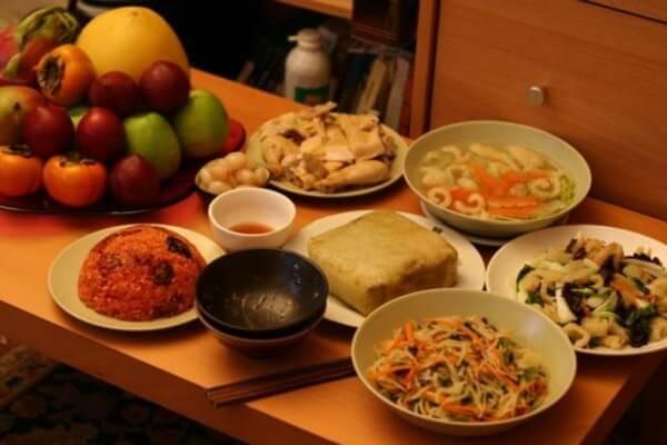 cách nấu các món ăn ngày tết miền bắc