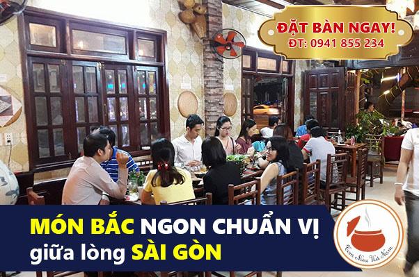 Thưởng thức ẩm thực Bắc bộ đúng vị mà không lo 'xẹp túi' với các quán ăn giá rẻ quận Tân Bình