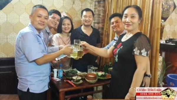 Nhà hàng món ăn Việt ngon để tiếp khách gần sân bay