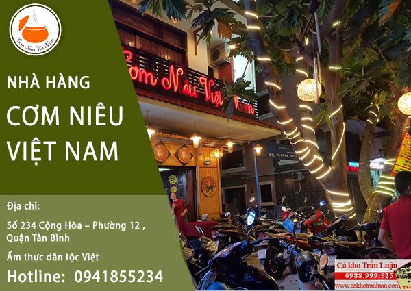 Những quán cơm truyền thống, quán cơm bắc vừa miệng tại Sài Gòn