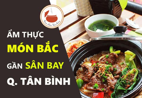 Thưởng thức ẩm thực trong không gian tuyệt đẹp tại các quán ăn uống gần sân bay Tân Sơn Nhất